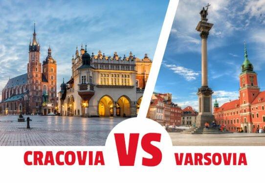 Viajar a Cracovia o a Varsovia