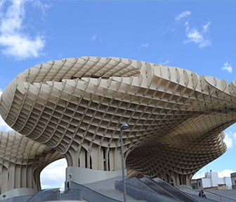 Sevilla las setas