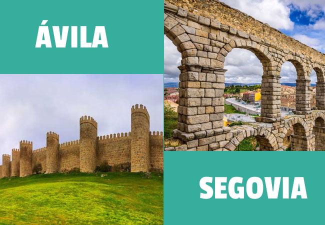 Segovia o Avila