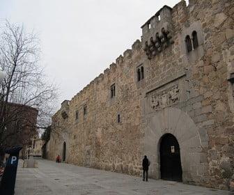Palacios en Ávila