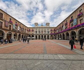 Plaza de Mercado Chico