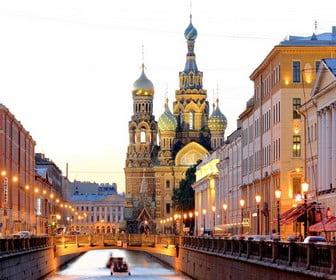 San Petersburgo