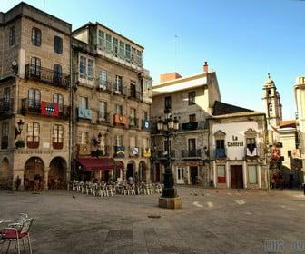 Casco Antiguo de Vigo