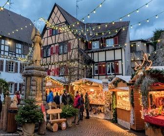 Mercadillos navideños Colmar