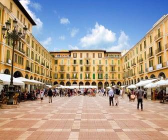 Plaza Mayor Mallorca