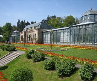 Wilhelma Zoo and Botanical Garden
