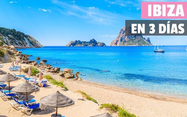 Ibiza en 3 dias